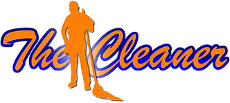 The Cleaner - Mahmud Salame - Logo